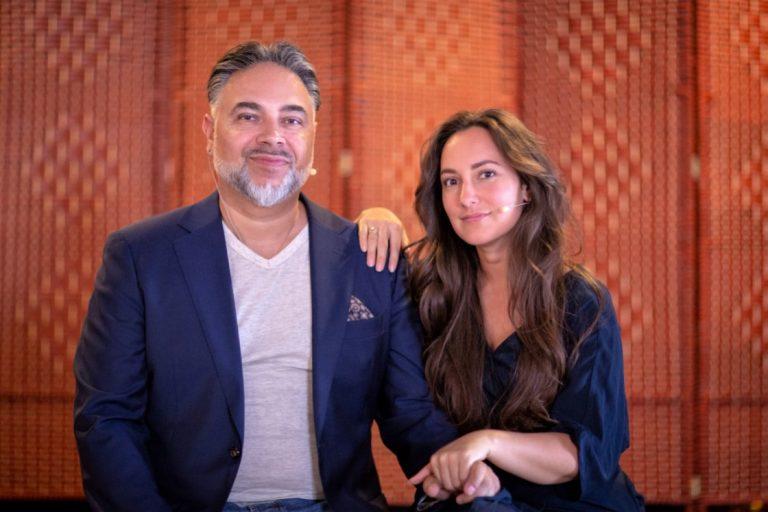 Senia & Freya Melchizedek, founders of OCA.