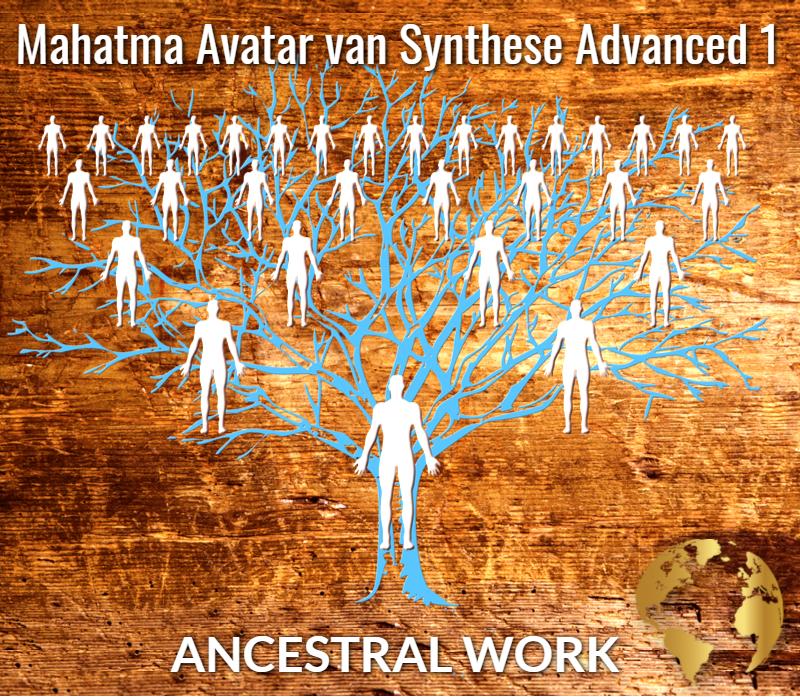Mahatma Avatar van Synthese Advanced 1