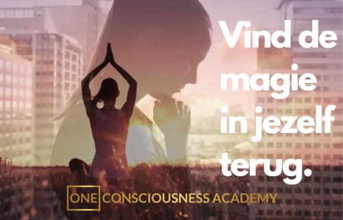 Vind de magie in jezelf terug met het One Consciousness Academy lidmaatschap